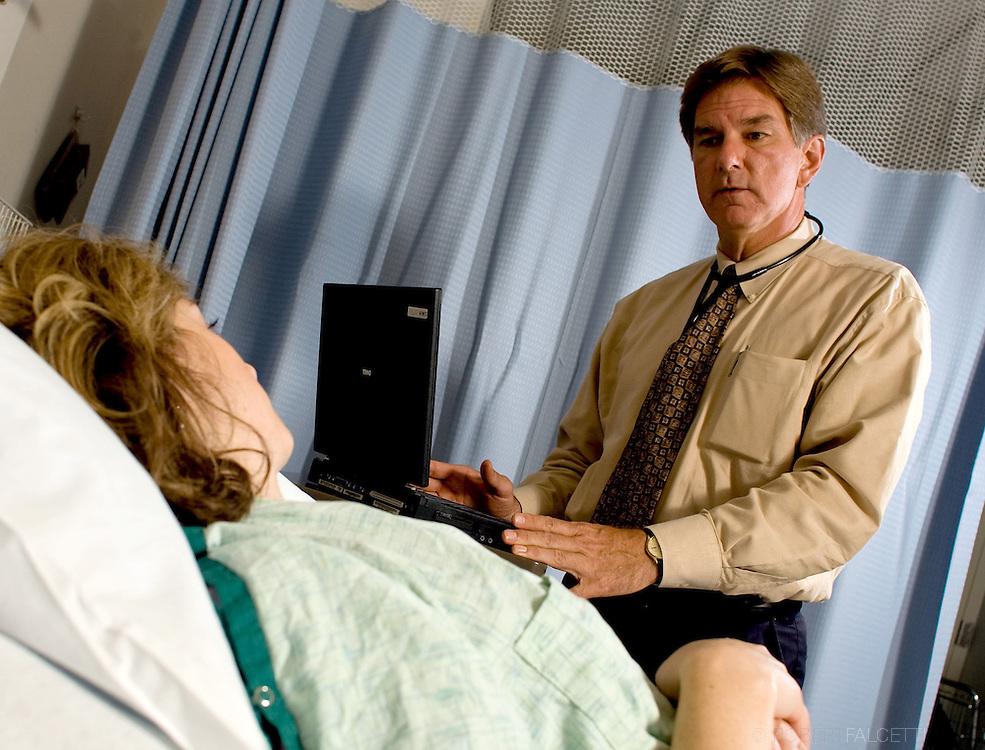 2009 Saint Mary's Hospital. Physicians Practice. Saint Mary's new wireless network.