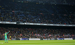 November 29, 2017 - Barcelona, Catalonia, Spain - Jasper Cillessen during the Copa del Rey match between FC Barcelona v Real Murcia CF,i n Barcelona, on November 29, 2017. (Credit Image: © Joan Valls/NurPhoto via ZUMA Press)