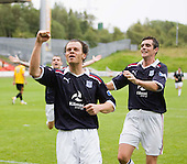 Partick v Dundee 06.08.11