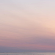 A pastel colored sky at sunset in the height of summer on Cisco Beach, Nantucket, Nantucket Island, Massachusetts, USA. Photo Tim Clayton