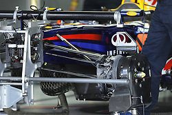 24.11.2011, Autodromo Jose Carlos Pace, Sao Paulo, BRA, F1, Grosser Preis von Brasilien, im Bild Front Axle Red Bull RB7 // during the Formula One Championships 2011 Grand Prix of Brazil held at the Autodromo Jose Carlos Pace, Sao Paulo, Barzil on 2011/11/24..***** ATTENTION - OUT OF GER, CRO *****