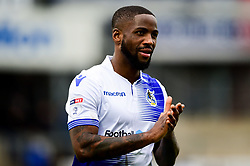 Abu Ogogo of Bristol Rovers after the final whistle of the match  - Mandatory by-line: Ryan Hiscott/JMP - 16/03/2019 - FOOTBALL - Memorial Stadium - Bristol, England - Bristol Rovers v Charlton Athletic - Sky Bet League One