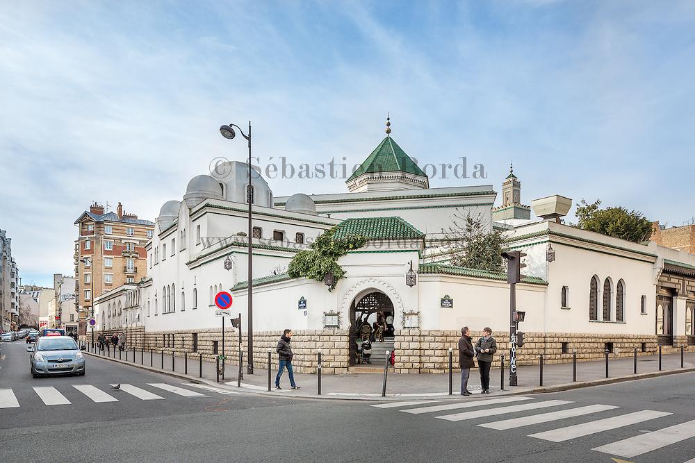 Mosquée de Paris // Paris Mosque