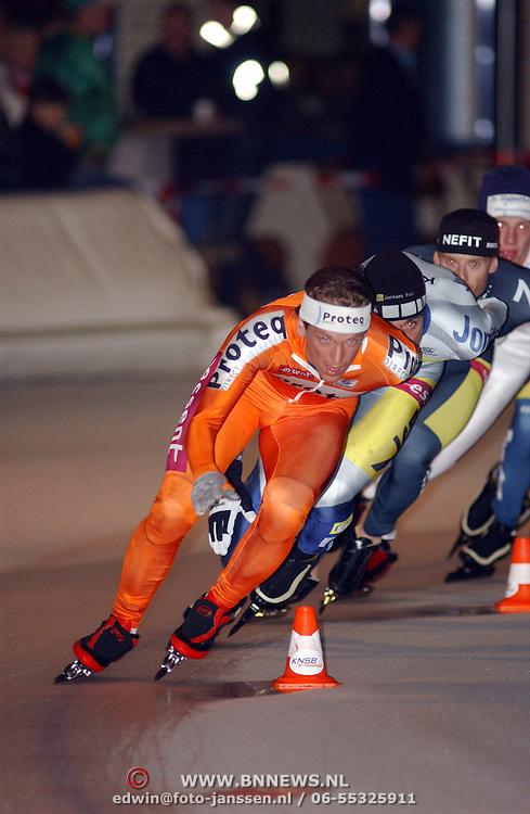NLD/Breda/20051022 - Marathon schaatswedstrijd Essent Cup 2,