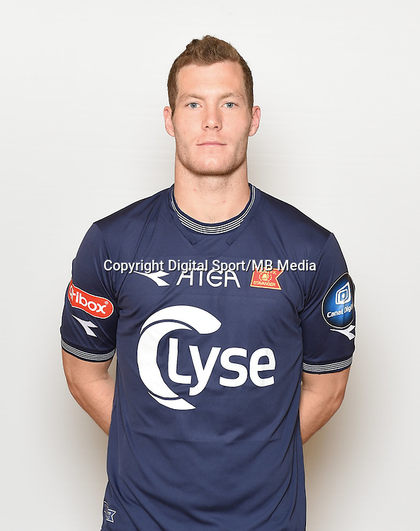 Fotball , Eliteserien , Tippeligaen  2015 , portrett , portretter<br /> Viking<br /> Bj&oslash;rn Daniel Sverrisson