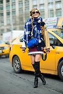 NY Fashion Week F/W 2014