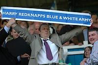 Tony Oudot / Digitalsport<br /> FA Barclays Premiership<br /> Portsmouth v Sunderland<br /> 22nd April, 2006<br /> A Portsmouth fan expresses himself