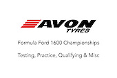 Testing, Practice, Qualifying & Misc