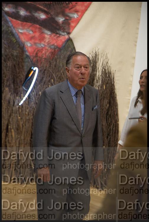 JOHN RITBLAT, Mario Merz, Pace Gallery.  at 6 Burlington Gardens, 25 September 2014.