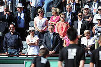 Thierry BRAILLARD  - 06.06.2015 - Jour 14 - Finale Femmes - Roland Garros 2015<br />Photo : Nolwenn Le Gouic / Icon Sport
