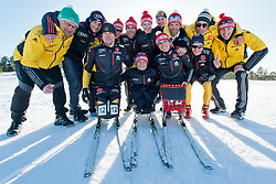 , GER, Middle Distance Cross Country, 2015 IPC Nordic and Biathlon World Cup Finals, Surnadal, Norway