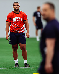 Andrew Turner as Bristol Bears start to use their new almost completed Training centre - Rogan/JMP - 08/07/2020 - RUGBY UNION - Beggar Bush Lane - Bristol, England.