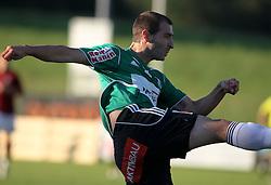 28.06.2011, Eugendorf, AUT, Testspiel, SV Josko Ried vs AC Sparta Prag, im Bild Nacho (SV Josko Ried, #11), EXPA Pictures © 2011, PhotoCredit: EXPA/ R. Hackl