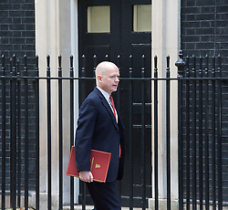 William Hague outside 10 Downing Street, London Great Britain, 5th February 2013. Photo by Elliott Franks / i-Images.