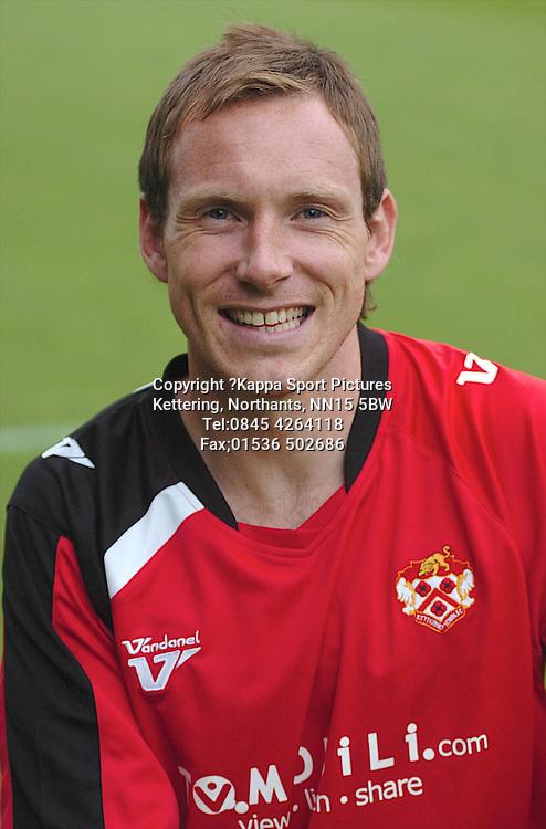 DARREN WRACK, KETTERING TOWN, 09/10, Pen Pics, Kettering Town FC, Season 2009/10
