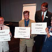 Ledenvergadering 1998 Rabobank Huizen, uitkering winstgelden 1998