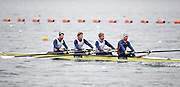 Caversham. Berkshire. UK<br /> GBR LM4-.Bow Chris BARTLEY, Jonno CLEGG, Mark ALDRED and Peter CHAMBERS.<br /> 2016 GBRowing European Team Announcement,  <br /> <br /> Wednesday  06/04/2016 <br /> <br /> [Mandatory Credit; Peter SPURRIER/Intersport-images]