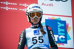 SEYFARTH Juliane (GER) during practice round on Day 1 of FIS Ski Jumping World Cup Ladies Ljubno 2020, on February 22th, 2020 in Ljubno ob Savinji, Ljubno ob Savinji, Slovenia. Photo by Matic Ritonja / Sportida
