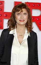 Susan Sarandon at the Los Angeles premiere of 'A Bad Moms Christmas' held at the Regency Village Theatre in Westwood, USA on October 30, 2017.