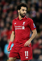 Liverpool's Mohamed Salah