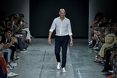 Milan Fashion Week Men's Fashion spring summer 2020 - 16 June 2019
