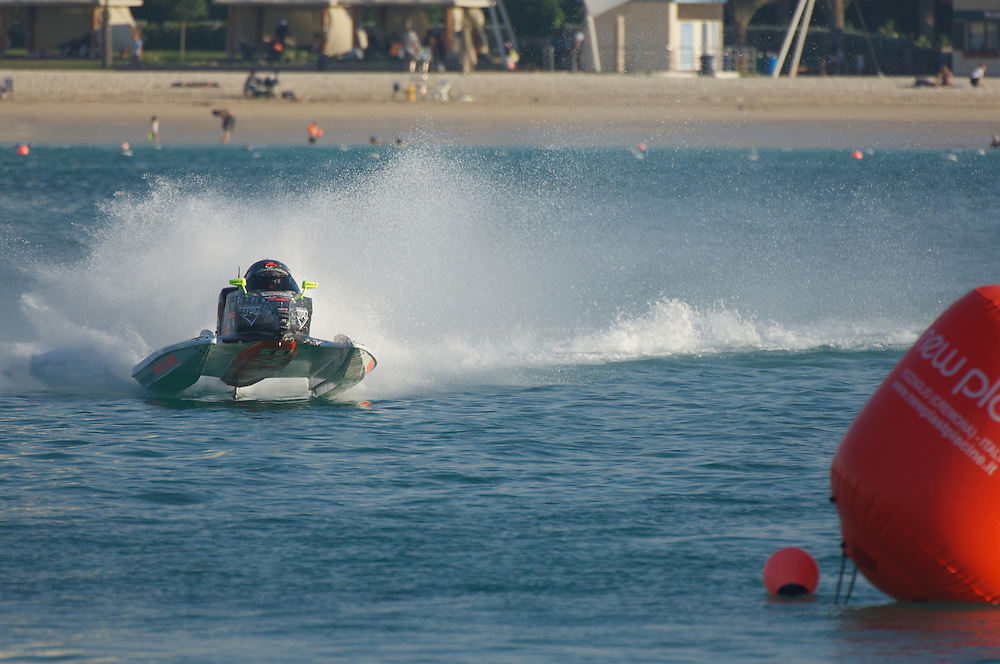 ABu Dhabi powerboat championship H2OF1
