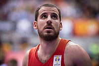 Spain Quino Colom during FIBA European Qualifiers to World Cup 2019 between Spain and Slovenia at Coliseum Burgos in Madrid, Spain. November 26, 2017. (ALTERPHOTOS/Borja B.Hojas)