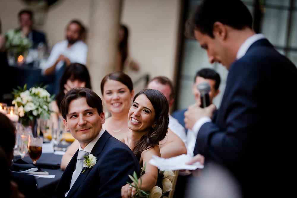 The Athenaeum at CalTech Wedding