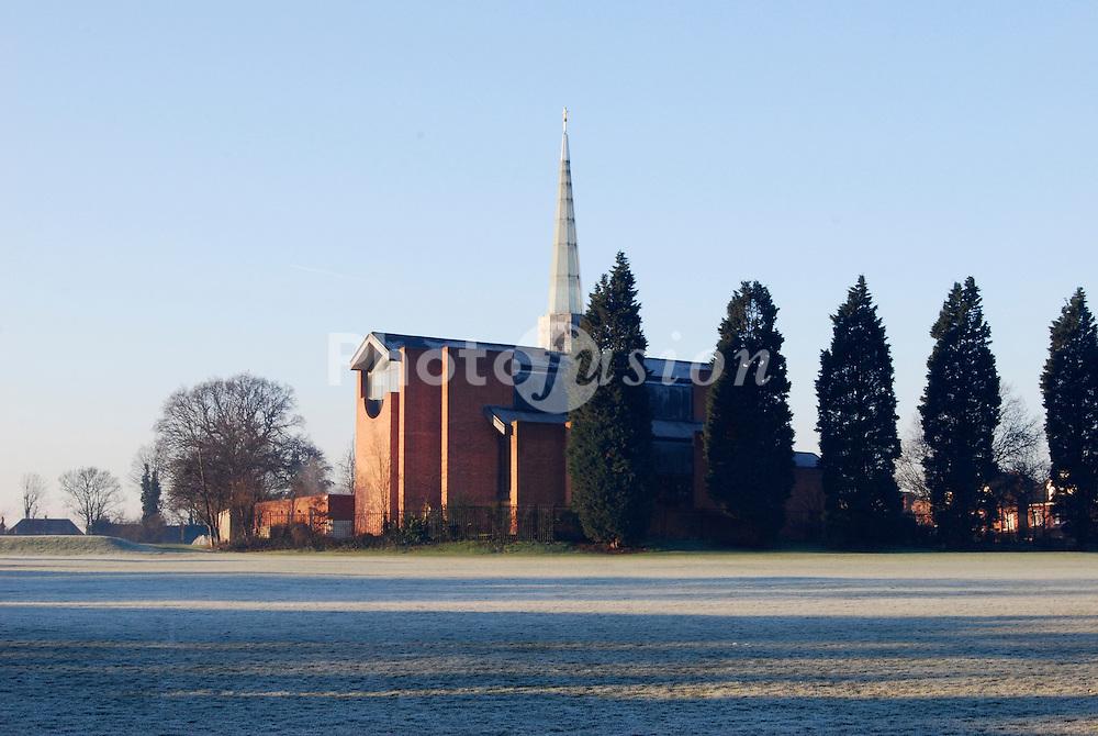 St Barnabas church Dulwich village; London UK