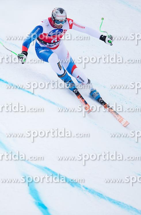 27.12.2012, Stelvio, Bormio, ITA, FIS Weltcup, Ski Alpin, Abfahrt, 1. Training, Herren, im Bild Silvan Zurbriggen (SUI) // Silvan Zurbriggen of Switzerland in action during 1st practice of the mens Downhill of the FIS Ski Alpine Worldcup at the Stelvio course, Bormio, Italy on 2012/12/27. EXPA Pictures © 2012, PhotoCredit: EXPA/ Johann Groder
