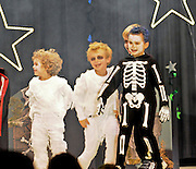 "10/23/09  -  Atlanta, Ga :  Students at Sagamore Hills Elementary School including ""Monster Mash"" performers Joseph Stuart, Josh Armour, Jackson McMonagle, Jacob Hull, Jack Gordon and Braden Webb, showcase their skits during the 2009 talent show featuring dance, music, comedy and other performances for the annual Showcase of Stars on Friday, October 23, 2009. Director Nancy Briggs, and assistant directors Joe Scivicque and Teresa Libbey helped produce more than 30 acts.    David Tulis         dtulis@gmail.com    ©David Tulis 2009"