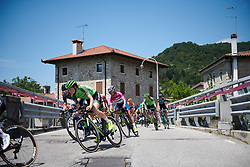 Ashleigh Moolman Pasio (RSA) at Giro Rosa 2018 - Stage 10, a 120.3 km road race starting and finishing in Cividale del Friuli, Italy on July 15, 2018. Photo by Sean Robinson/velofocus.com