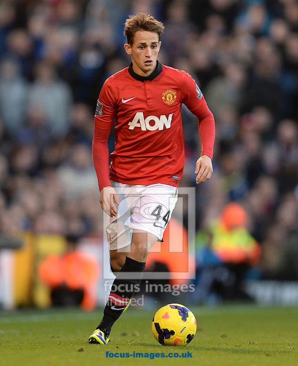 Picture by Andrew Timms/Focus Images Ltd +44 7917 236526<br /> 02/11/2013<br /> Adnan Januzaj of Manchester United during the Barclays Premier League match against Fulham at Craven Cottage, London.