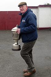 Rice College and St Attracta's contested the Connacht GAA Post Primary Senior A Football final at Tuam Stadium.<br /> Pic Conor McKeown