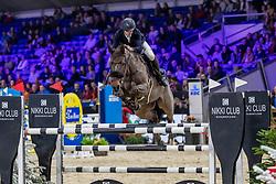 Bourdeaud'Hui Mathieu, BEL, Toronto Z<br /> Jumping Mechelen 2019<br /> © FEI/Dirk Caremans<br />  30/12/2019