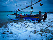 Kuta Fishing Port and Market
