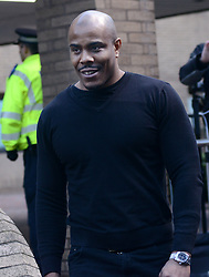 © Licensed to London News Pictures.09/01/2013. London, UK. Mike GLC (Michael Coombs) leaves Southwark Crown Court where faced charges of supplying a class A drug with Tulisa Contostavlos. Photo credit : Peter Kollanyi/LNP