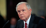 Jeff Sessions Confirmation Hearings