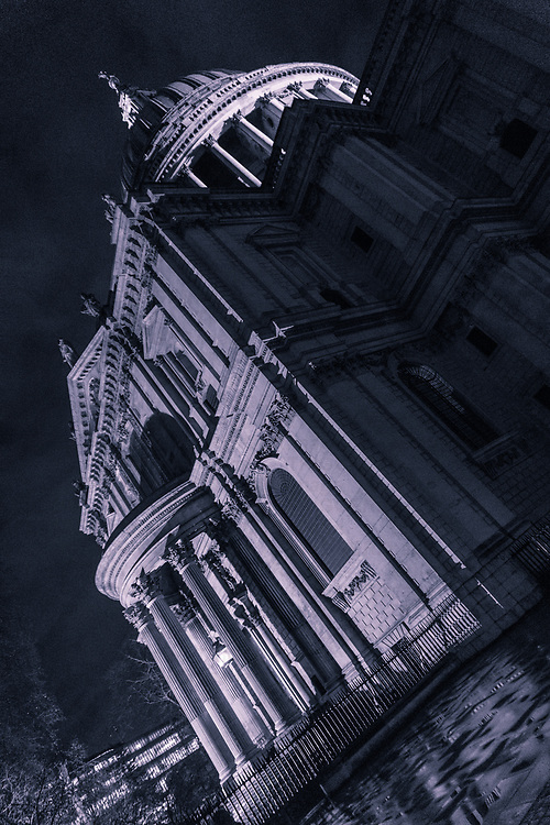 St Pauls Cathedral in London England