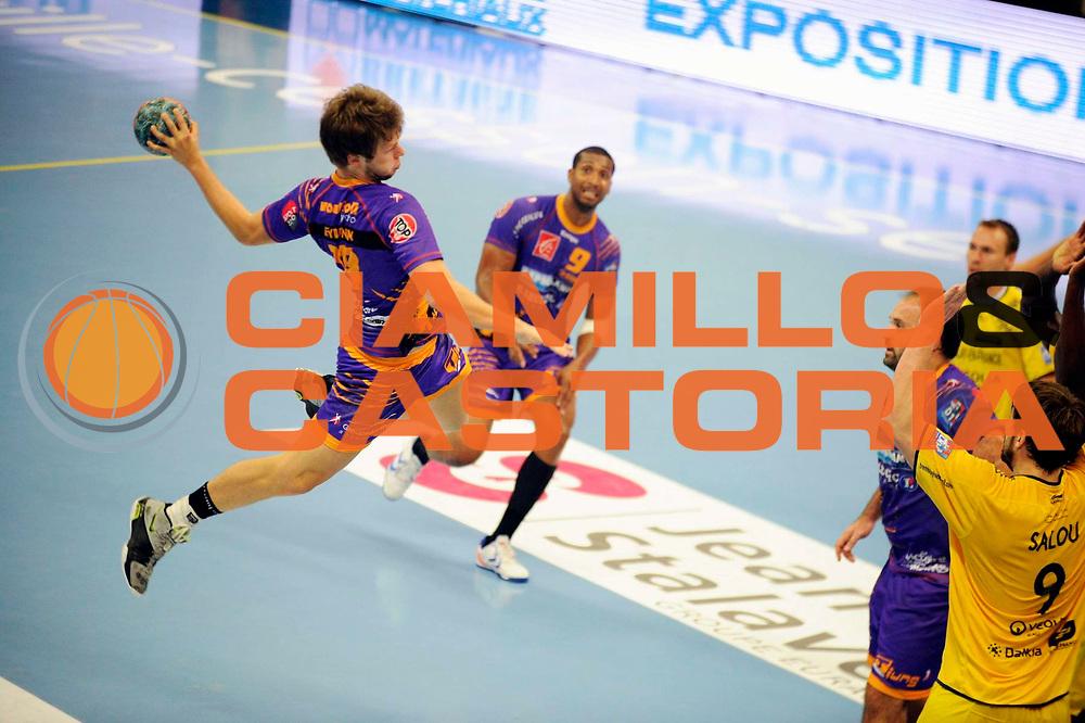 DESCRIZIONE : Handball Tournoi de Cesson Homme<br /> GIOCATORE : EYMANN Quentin<br /> SQUADRA : Selestat<br /> EVENTO : Tournoi de cesson<br /> GARA : Tremblay Selestat<br /> DATA : 07 09 2012<br /> CATEGORIA : Handball Homme<br /> SPORT : Handball<br /> AUTORE : JF Molliere <br /> Galleria : France Hand 2012-2013 Action<br /> Fotonotizia : Tournoi de Cesson Homme<br /> Predefinita :