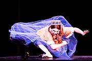Dance phenomenon Les Ballet Trockedero de Monte Carlo is the award-winning, all-male, comedy ballet company hailing from New York. <br /> <br /> La Trovatiara Pas de Cinq, choreographed by Peter Anastos and featuring Jack Furlong Jr. Peacock Theatre, London.<br /> <br /> &copy; Tony Nandi 2018