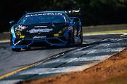 October 1-3, 2014 : Lamborghini Super Trofeo at Road Atlanta. #46 Dillon Machavern, Mitchum Motorsport, Lamborghini of Chicago