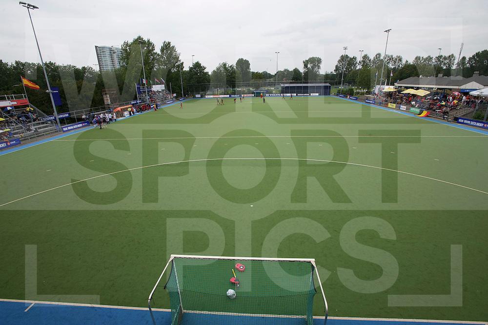 UTRECHT - VOLVO EUROHOCKEY CHAMPIONSHIPS 2011.Around the tournament.Foto: Pitch1.FFU Press Agency  COPYRIGHT FRANK UIJLENBROEK..