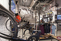 Rapha Store, Brewer Street, London, W1, Brinkworth