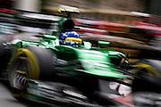 May 25, 2014: Monaco Grand Prix: Marcus Eriksson, Caterham F1