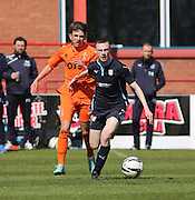 Ryan Gemmell - Dundee v Kilmarnock, SPFL Under 20s Development League at Dens Park<br /> <br />  - &copy; David Young - www.davidyoungphoto.co.uk - email: davidyoungphoto@gmail.com