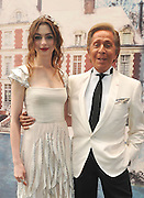 06.JULY.2011. PARIS<br /> <br /> VALENTINO AND ANNE HATHAWAY AT 'THE WHITE FAIRY TALE LOVE BALL' PARTY FOR THE BENEFIT OF THE 'NAKED HEART FOUNDATION'<br /> <br /> BYLINE: EDBIMAGEARCHIVE.COM<br /> <br /> *THIS IMAGE IS STRICTLY FOR UK NEWSPAPERS AND MAGAZINES ONLY*<br /> *FOR WORLD WIDE SALES AND WEB USE PLEASE CONTACT EDBIMAGEARCHIVE - 0208 954 5968*