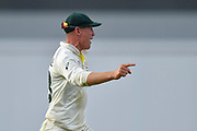 Wicket - Marnus Labuschagne of Australia celebrates catching Jos Buttler of England off the bowling of Peter Siddle of Australia during the 5th International Test Match 2019 match between England and Australia at the Oval, London, United Kingdom on 14 September 2019.