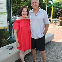 Marcia and Joe Ambrose, President, Saint Louis Zoo Association Board of Directors