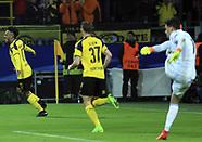 Dortmund and Benfica 8 Mar 2017